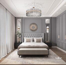Дизайн интерьера квартиры в ЖК Дыхание | Фото №5