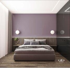 Дизайн 3-комнатной квартиры в ЖК Сити Парк | Дизайн-проект квартиры City Park | Фото №15