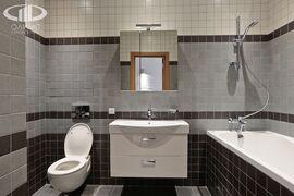 Ванная в стиле минимализм | Фото