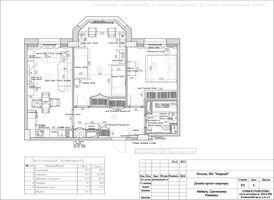 Планировка | Дизайн квартиры в классическом стиле
