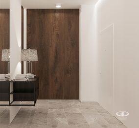 Визуализация интерьера квартиры в ЖК Balchug Viewpoint | Современный стиль | Фото №10