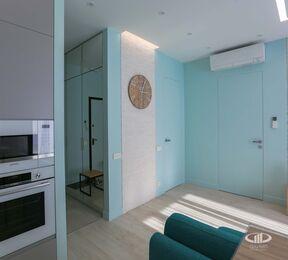 Ремонт двухкомнатной квартиры в ЖК Царская площадь | Фото №16