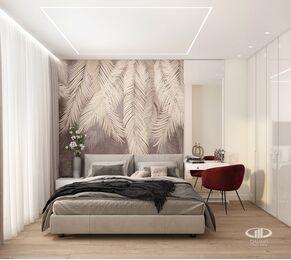 Дизайн интерьера квартиры в современном стиле ЖК Счастье в Тушино | 3d-визуализация №12