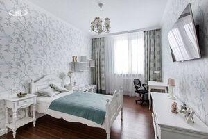 Маленькая спальня | Современная классика