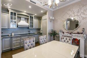 Кухня-гостиная | Современная классика