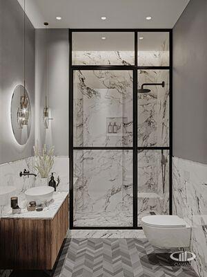 Дизайн интерьера 3-х комнатной квартиры в ЖК Balchug Viewpoint | Фото №4