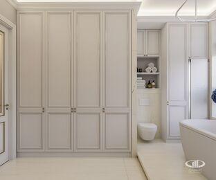 Ванная комната | 3D-визуализация №2