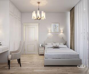 Дизайн интерьера 3-комнатной квартиры в ЖК Искра Парк | Фото №7