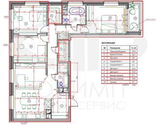 Дизайн интерьера квартиры в ЖК Город на Реке Тушино-2018 | Планировка квартиры