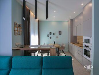 Ремонт двухкомнатной квартиры в ЖК Царская площадь | Фото №5
