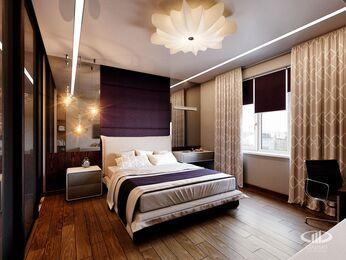Детская комната в современном стиле | 3D-визуализация №5