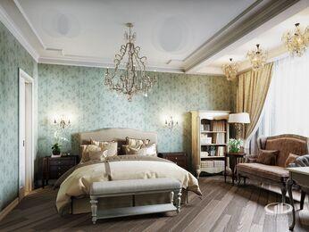 Дизайн интерьера 3-комнатной квартиры в ЖК Мосфильмовский   Фото №7