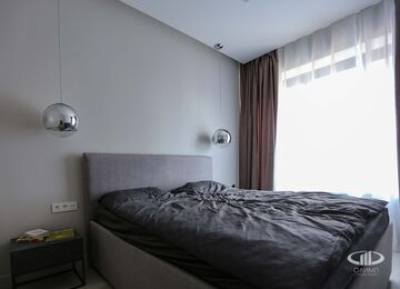 Ремонт двухкомнатной квартиры в ЖК Царская площадь | Фото №10