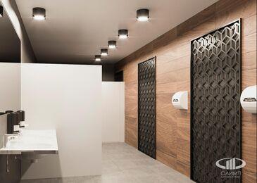 Дизайн интерьера co-working офиса | Фото №14