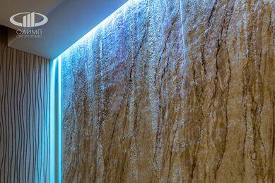 Современный стиль интерьера квартиры в ЖК Мосфильмовский | Фото №2