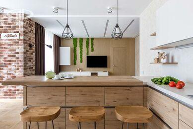 Современный стиль интерьера квартиры в ЖК Мосфильмовский | Фото №11