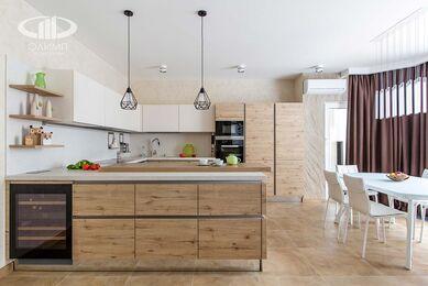 Современный стиль интерьера квартиры в ЖК Мосфильмовский | Фото №14