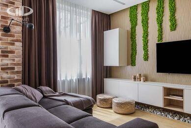 Современный стиль интерьера квартиры в ЖК Мосфильмовский | Фото №3