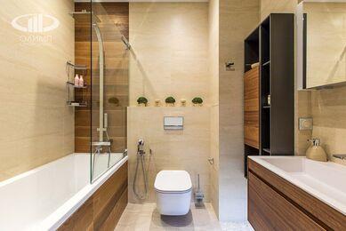 Современный стиль интерьера квартиры в ЖК Мосфильмовский | Фото №24