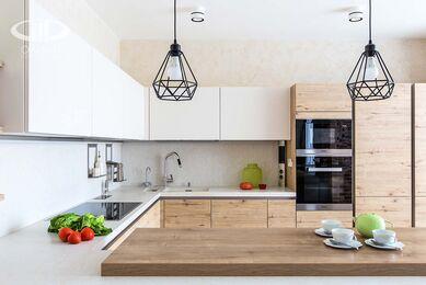 Современный стиль интерьера квартиры в ЖК Мосфильмовский | Фото №9
