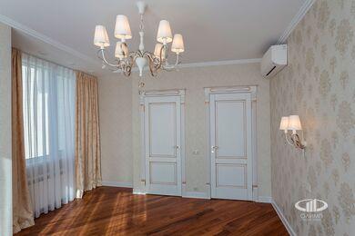 Ремонт двухкомнатной квартиры в ЖК Мосфильмовский | Фото №14