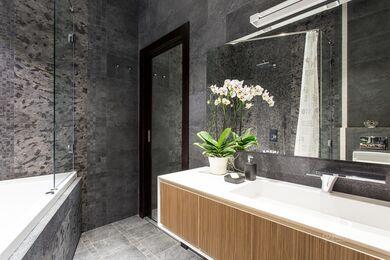 Ремонт однокомнатной квартиры в современном стиле | Фото №13