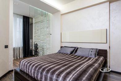 Ремонт однокомнатной квартиры в современном стиле | Фото №3