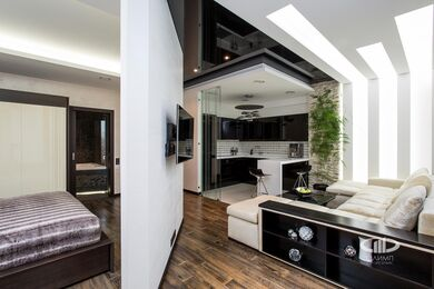 Ремонт однокомнатной квартиры в современном стиле | Фото №4
