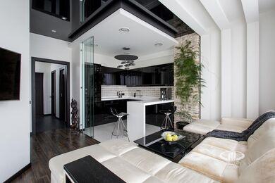 Ремонт однокомнатной квартиры в современном стиле | Фото №6