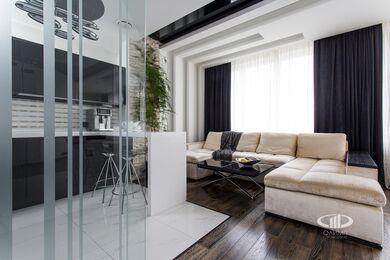 Ремонт однокомнатной квартиры в современном стиле | Фото №8