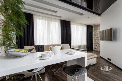 Ремонт однокомнатной квартиры в современном стиле | Фото №9