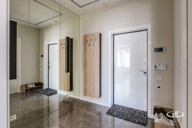 Ремонт однокомнатной квартиры в ЖК Наследие | Прихожая | Фото №2