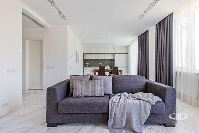 Ремонт квартиры в современном стиле | Реальные фото №10