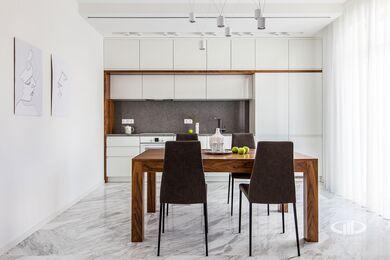 Ремонт квартиры в современном стиле | Реальные фото №6