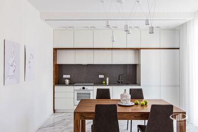 Ремонт квартиры в современном стиле | Реальные фото №7