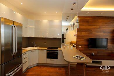 Внутренняя отделка однокомнатной квартиры | Фото №4
