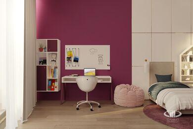 ЗD-визуализация дизайна интерьера квартиры в ЖК Садовые Кварталы в стиле современный минимализм | Фото №31