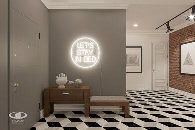 "Визуализация интерьера квартиры в стиле ""Эклектика"" | ЖК Лица | Фото №17"