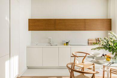 Дизайн и ремонт квартиры в ЖК Дыхание | Фото №10