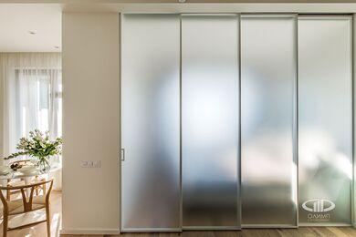 Дизайн и ремонт квартиры в ЖК Дыхание | Фото №3