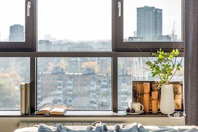 Дизайн и ремонт квартиры в ЖК Дыхание | Фото №6