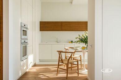 Дизайн и ремонт квартиры в ЖК Дыхание | Фото №8