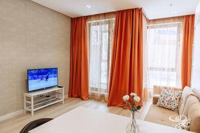 Дизайн и ремонт квартиры-студии в ЖК Лайнер | Фото №7