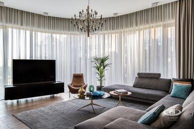 Дизайн и ремонт квартиры в ЖК Садовые Кварталы | Современный стиль | Фото №1