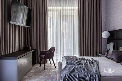 Дизайн и ремонт квартиры в ЖК Садовые Кварталы | Современный стиль | Фото №10