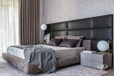 Дизайн и ремонт квартиры в ЖК Садовые Кварталы | Современный стиль | Фото №11