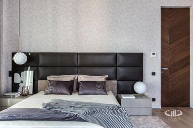 Дизайн и ремонт квартиры в ЖК Садовые Кварталы | Современный стиль | Фото №16