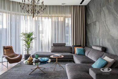 Дизайн и ремонт квартиры в ЖК Садовые Кварталы | Современный стиль | Фото №2