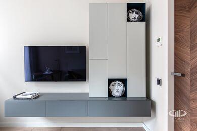 Дизайн и ремонт квартиры в ЖК Садовые Кварталы | Современный стиль | Фото №22