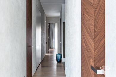 Дизайн и ремонт квартиры в ЖК Садовые Кварталы | Современный стиль | Фото №24